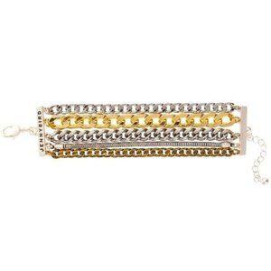 JENNY BIRD Austin Cuff Stacker Bracelet NWT